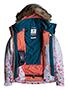 Jetty Gradient Snow Jacket