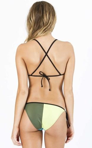 Color Lowrider Bikini Bottom