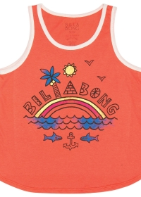 Billa Beach Ringer Tank