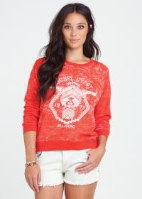 Rebel Gypsy Pullover