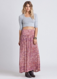How Sincere Maxi Skirt