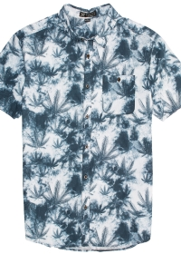 DOPE DYED WOVEN SHIRT