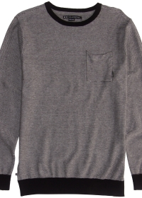 Distress Crewneck Sweater